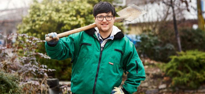 In drei Jahren zum Fachwerker in den Sparten: Garten- und Landschaftsbau, Gemüsebau und Zierpflanzenbau