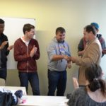 Berufsschüler der Carlo Schmid Schule bestehen die Prüfung zum Fachlageristen