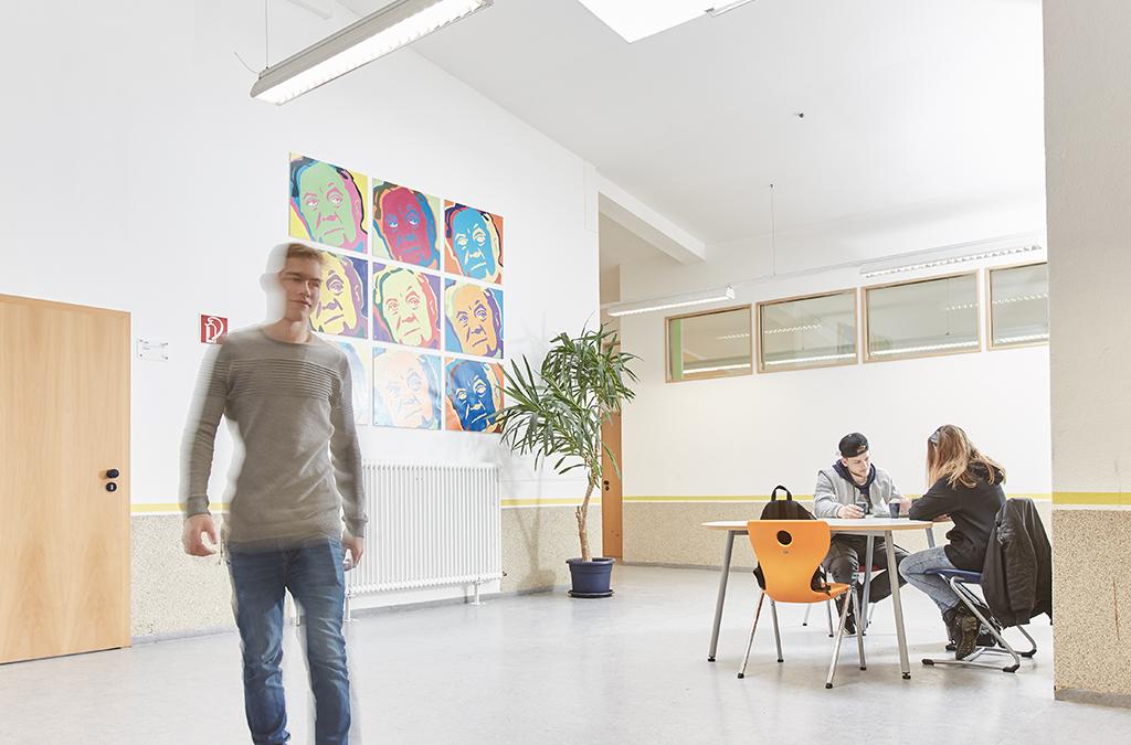Schulleben an der Carlo Schmid Schule Freiburg