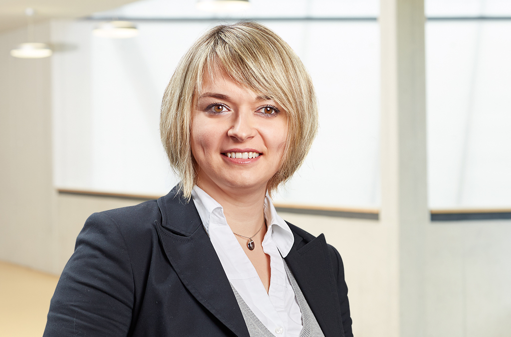 Anna Alganatay - Fachabteilungsleiterin Erzieherausbildung - Carlo Schmid Schule Mannheim