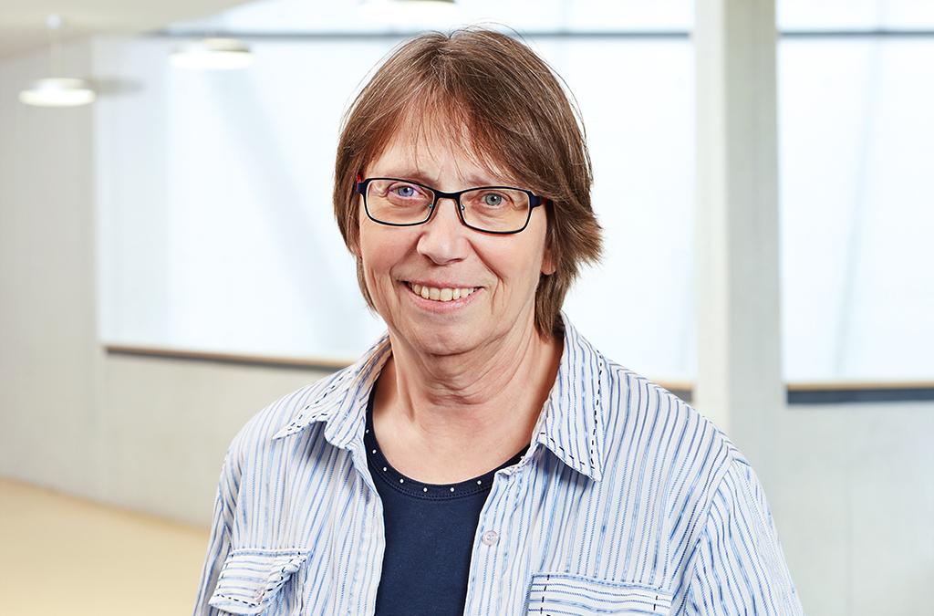 Marianne Hirt-Rigling - Fachabteilungsleiterin Berufsvorbereitung - Carlo Schmid Schule Freiburg