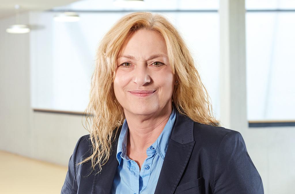Cosima Jarvis-Hehl - Fachabteilungsleiterin Wirtschaftsschule und Berufskolleg Soziales - Carlo Schmid Schule Karlsruhe