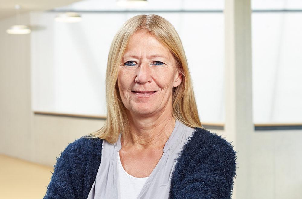 Elisabeth Stäblein - Fachabteilungsleiterin Berufliche Gymnasien - Carlo Schmid Schule Mannheim