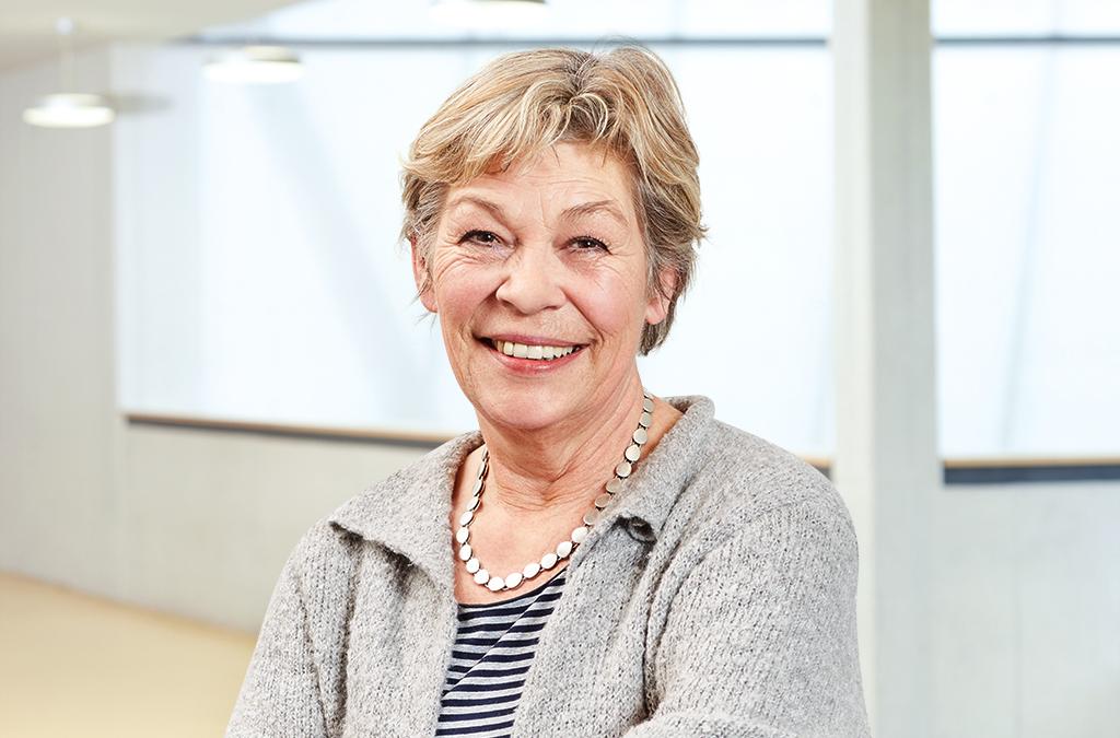 Susanne Wolf - Fachabteilungsleiterin Wirtschaftsschule - Carlo Schmid Schule Freiburg