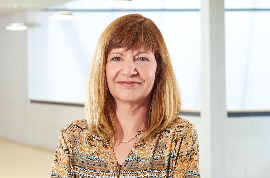 Sylvia Zürker - Schulleiterin - Carlo Schmid Schule Karlsruhe