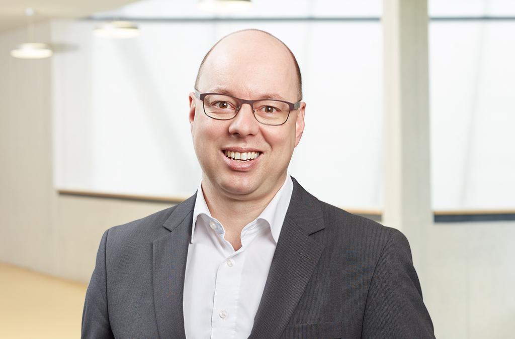 Marco von Grzegorzewski - Schulleiter - Carlo Schmid Schule Mannheim