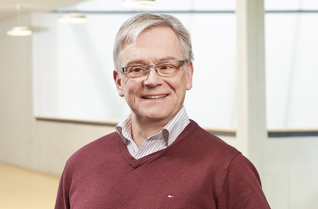 Günther Lorenz - Fachabteilungsleiter Berufskollegs - Carlo Schmid Schule Mannheim
