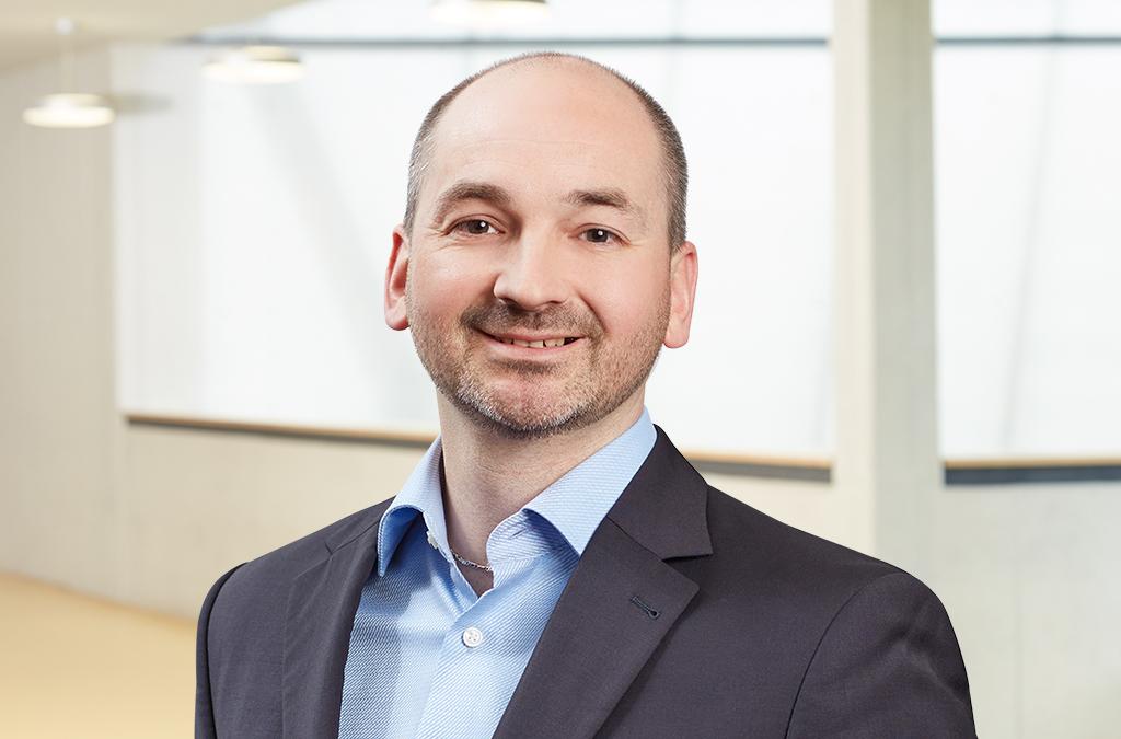 Stefan Pfisterer - Fachabteilungsleiter VAB und BEJ - Carlo Schmid Schule Mannheim