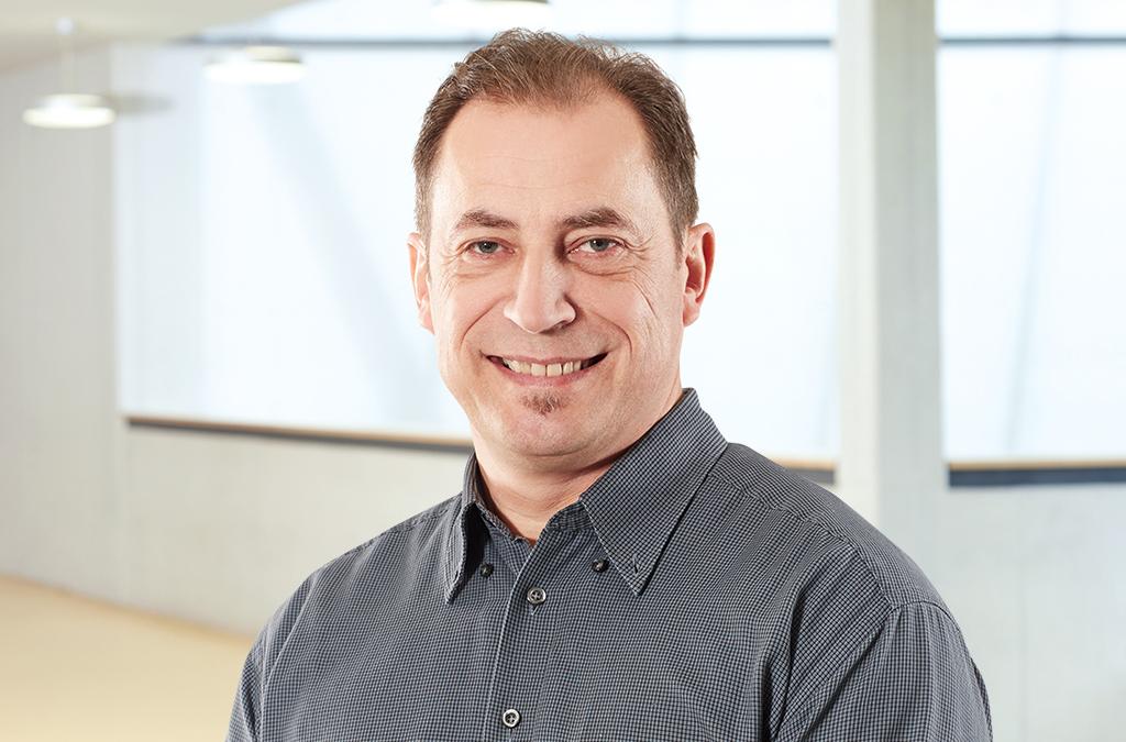Rolf Reutlinger - Fachabteilungsleiter Sonderberufsschule - Carlo Schmid Schule Karlsruhe