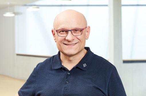 Clemens Vetter - Fachabteilungsleiter Berufsfachschule Metalltechnik - Carlo Schmid Schule Freiburg