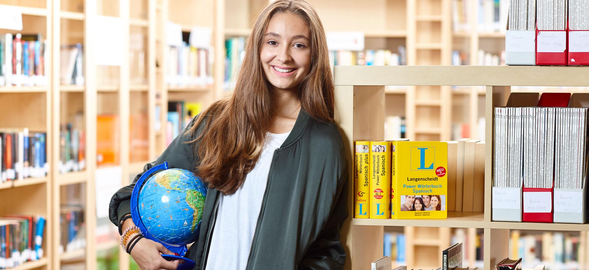 Kaufmännisches Berufskolleg Fremdsprachen an der Carlo Schmid Schule Karlsruhe und Mannheim