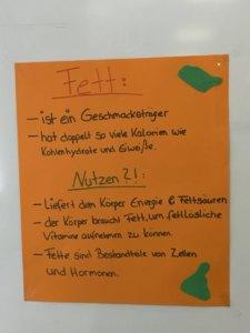 "Aktionstag ""Gesundes Frühstück"" an der Carlo Schmid Schule Mannheim"