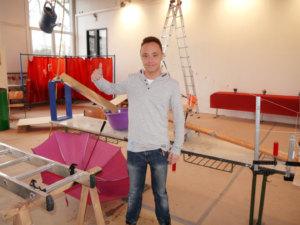 "Projekt ""Was bewegt"" an der Carlo Schmid Schule Freiburg"