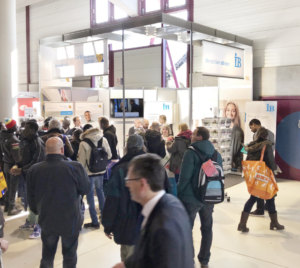 Die Carlo Schmid Schule Mannheim auf der Messe Jobs for Future