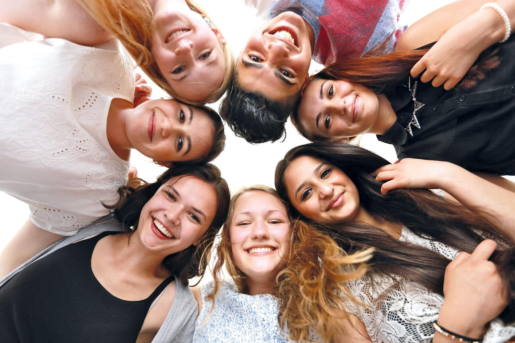 Die Aktion Schüler werben Schüler an den Carlo Schmid Schulen