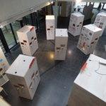"""Ausstellung """"Was glaubst du denn?!"""" in der Carlo Schmid Schule Karlsruhe"""