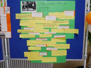 20-jähriges Jubiläum an der Carlo Schmid Schule in Freiburg