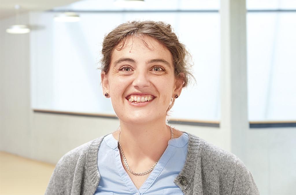 Eleonore Müller an der Carlo Schmid Schule Freiburg