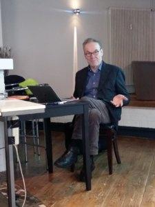 Prof. Tassilo Knauf und die Reggiopädagogik